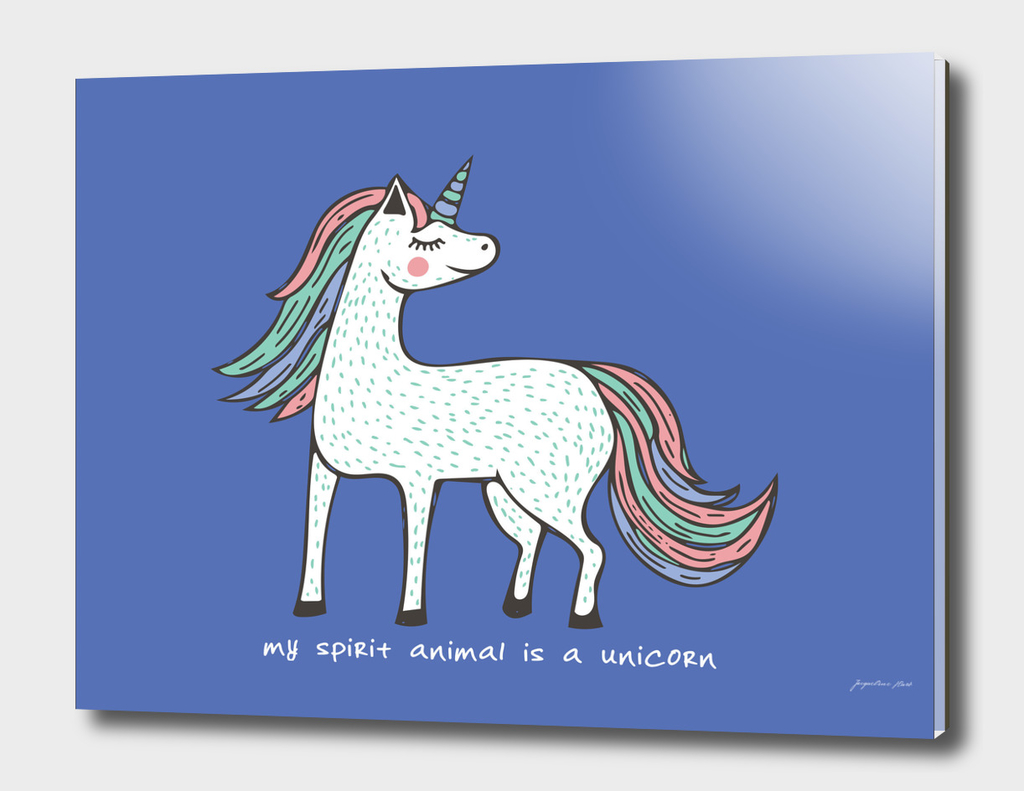 Unicorn Spirit Animal