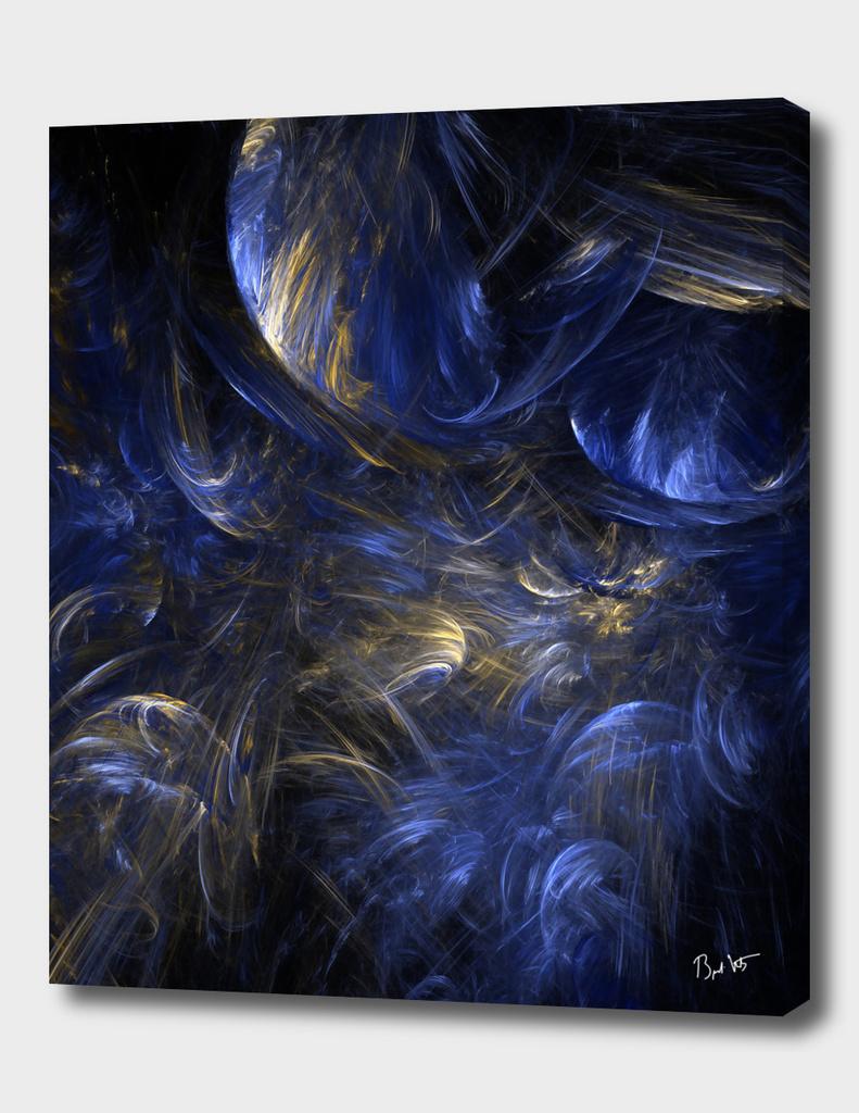 Blue N Gold