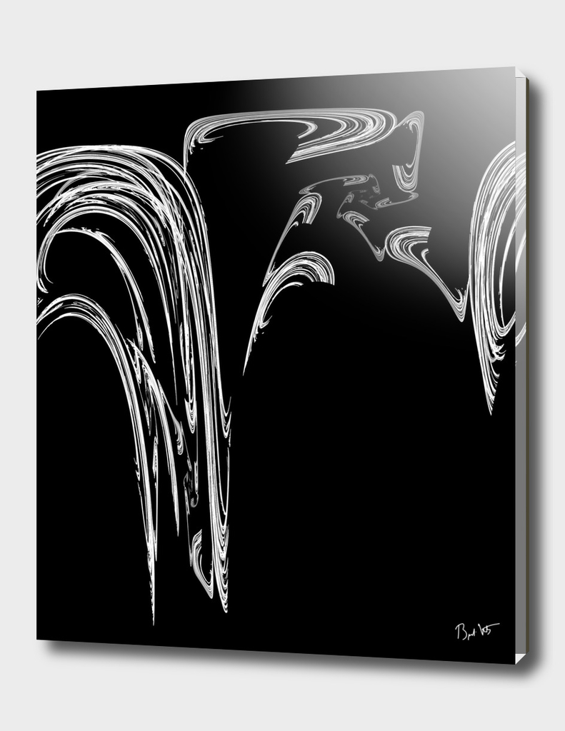 Number 2 (White series)