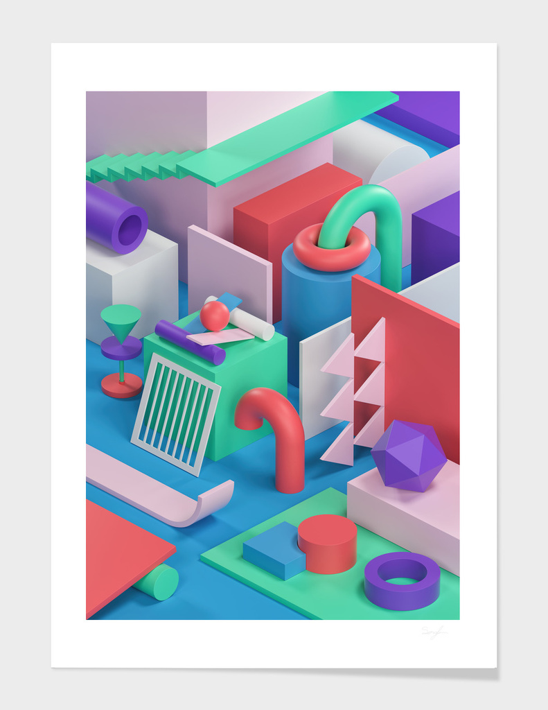 Geometric Explorations I
