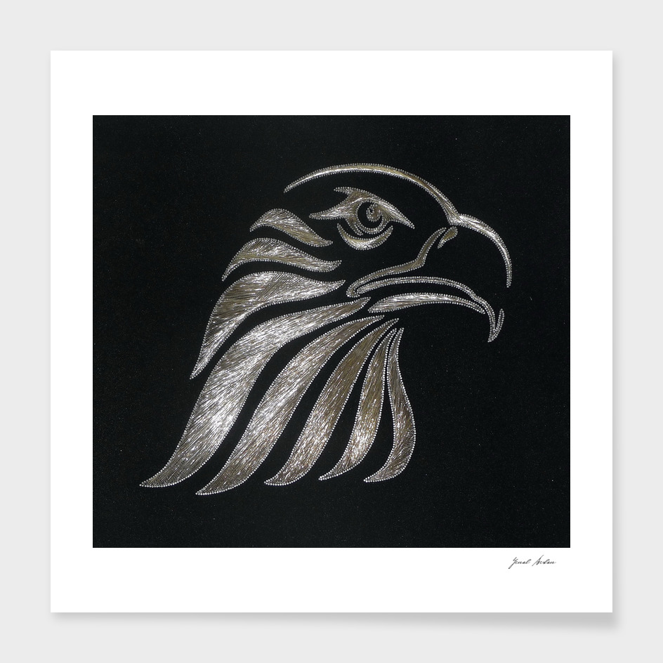 eagle silver magnificent