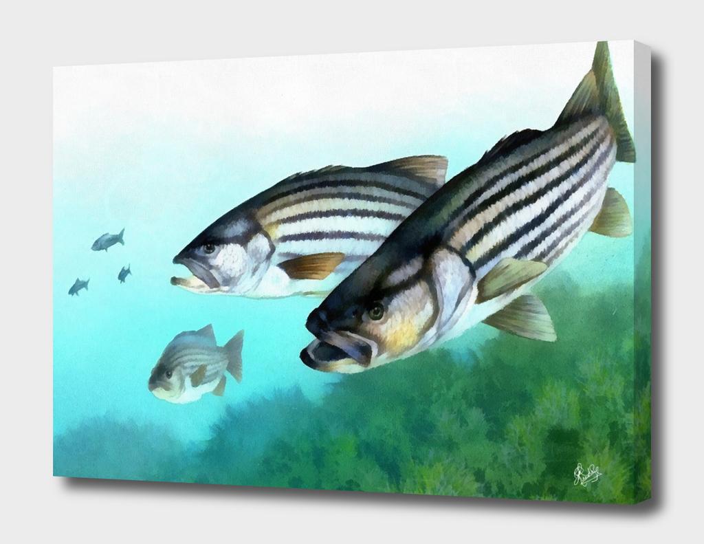 HYPER-REALISTICALIA C1N2 - UNDER WATER SEA WORLD N1