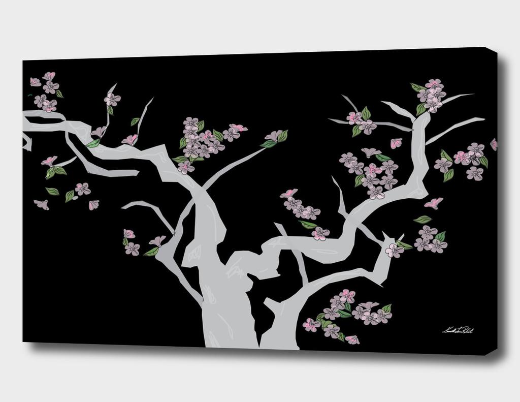 Midnight Tree