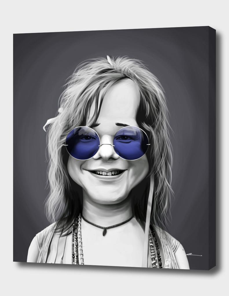 Janis Joplin Purple Glasses