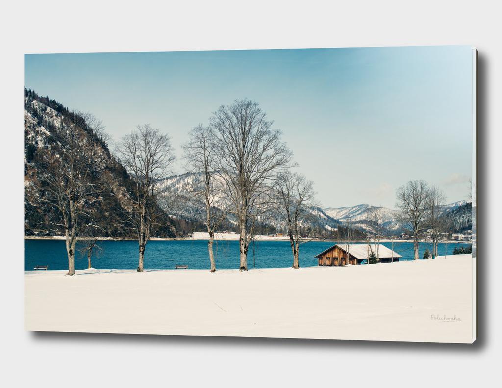 Achensee Lake