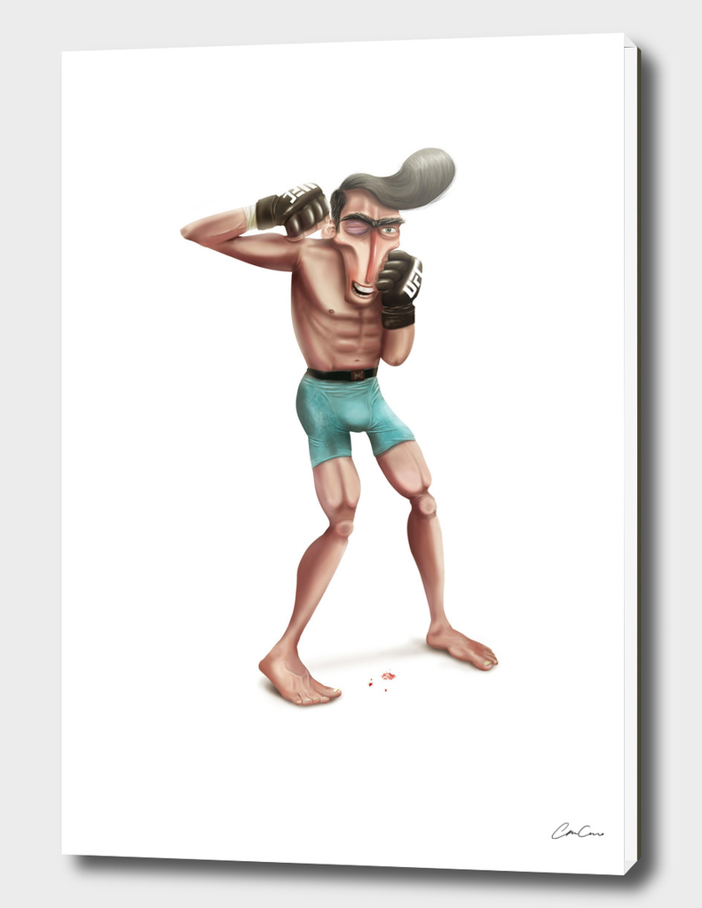 UFC FIGTHER