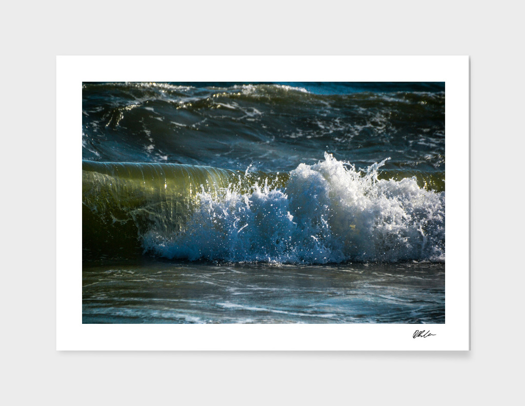 Crashing Waves (Fire Island)