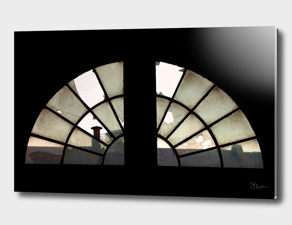 Arch Window III