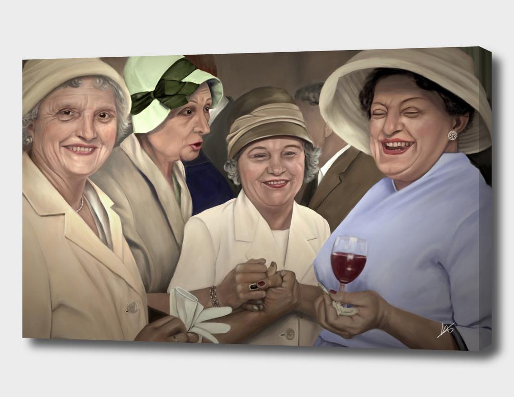Four Aunts