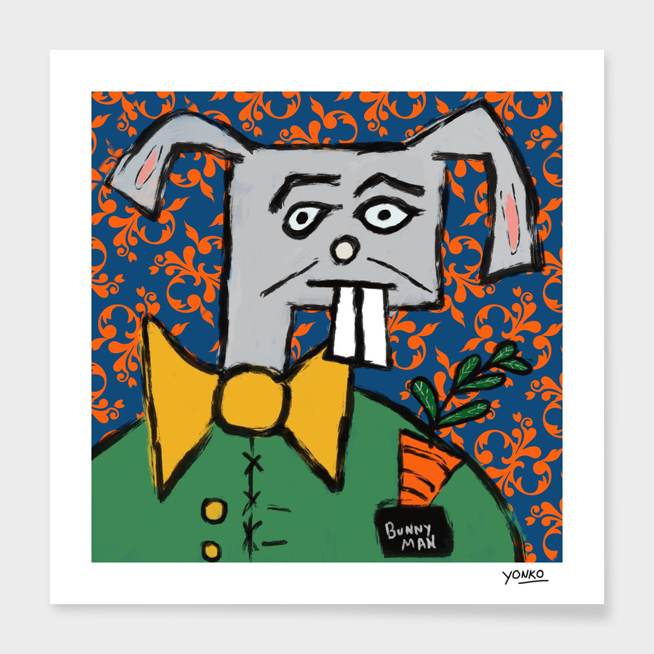 Bunnyman 3