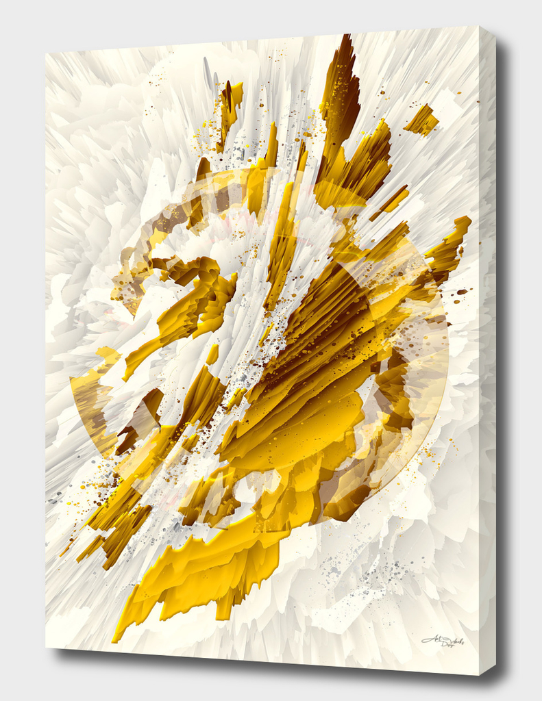 Artistic LXVI - Gold Chaos / NE