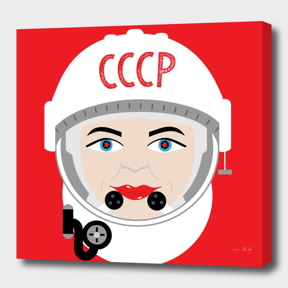 Martina Tereshkova