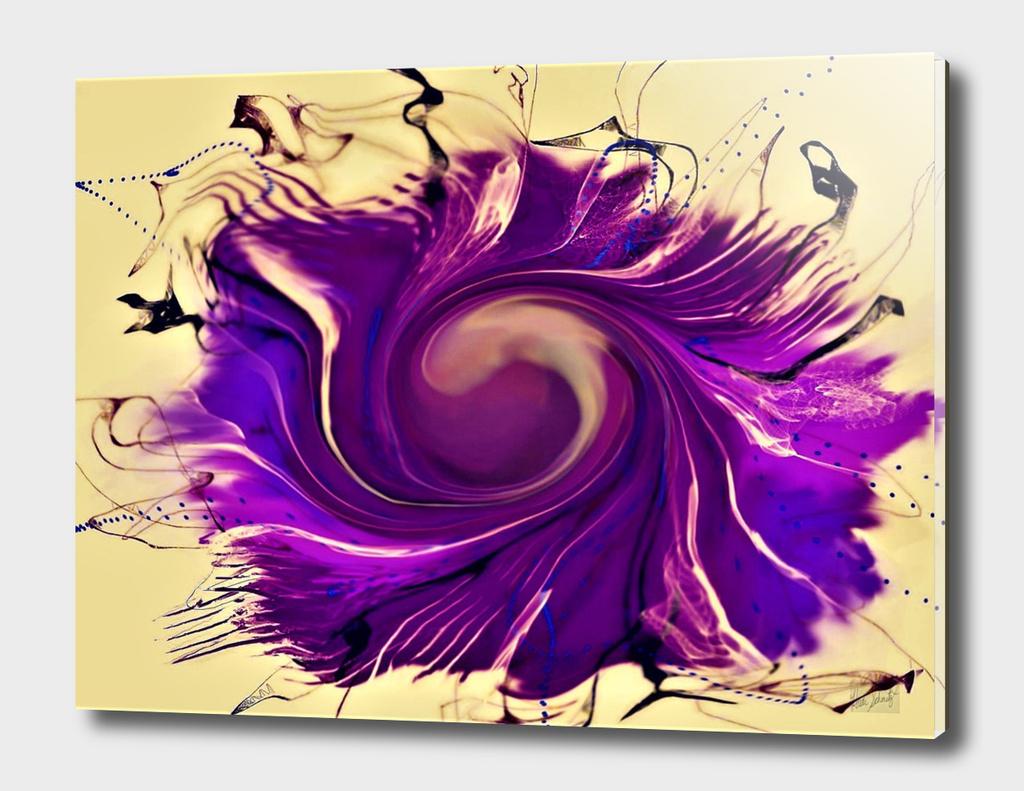 Purple Hole