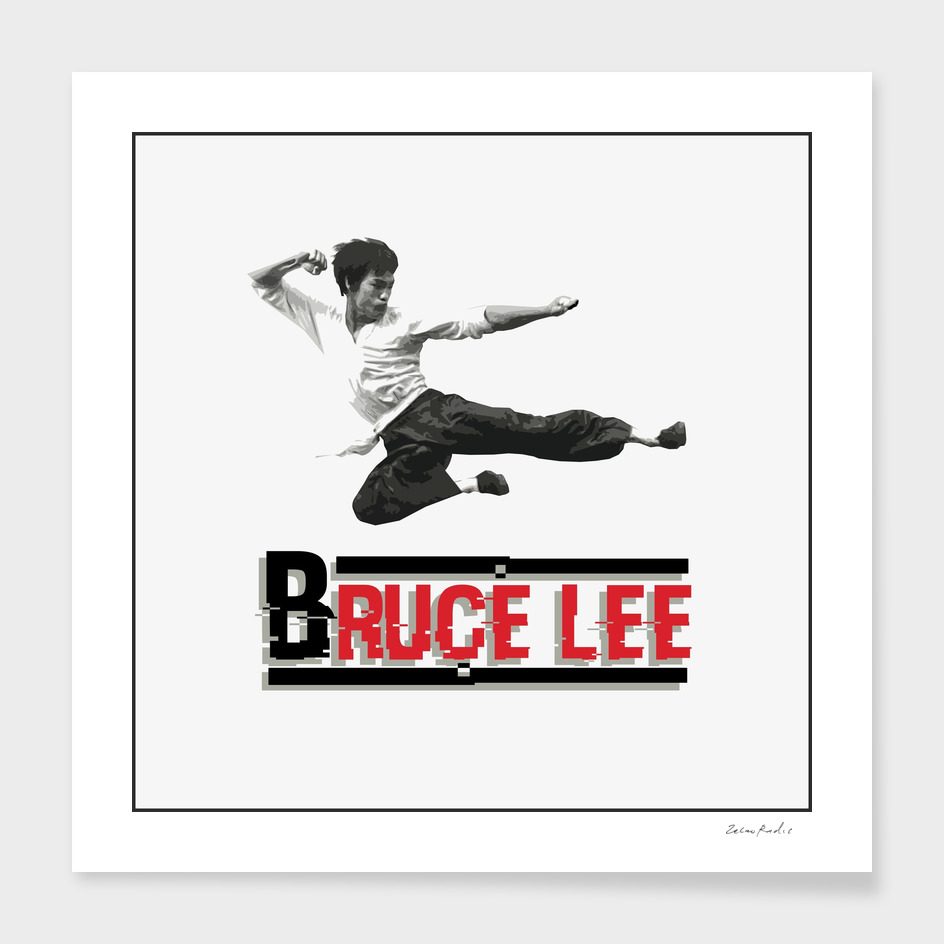 Hacked Bruce Lee