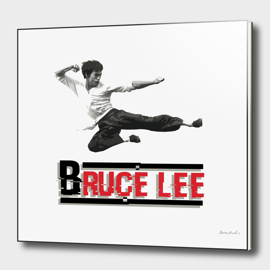Hacked Bruce Lee