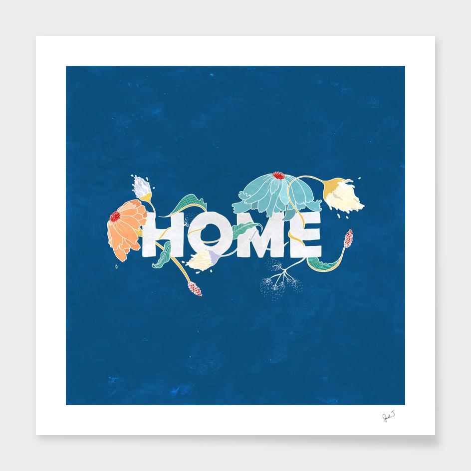 I'm home!