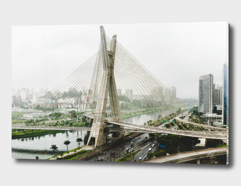 Ponte Estaiada- São Paulo-Brasil