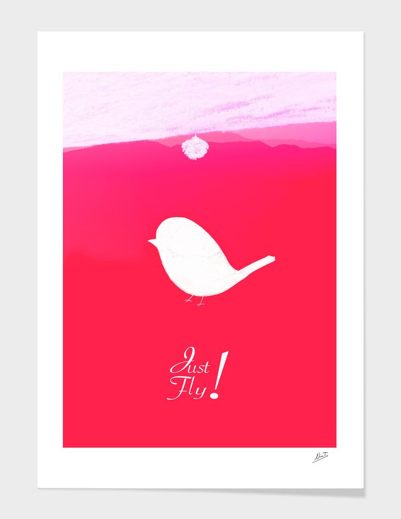 Just Fly Bird