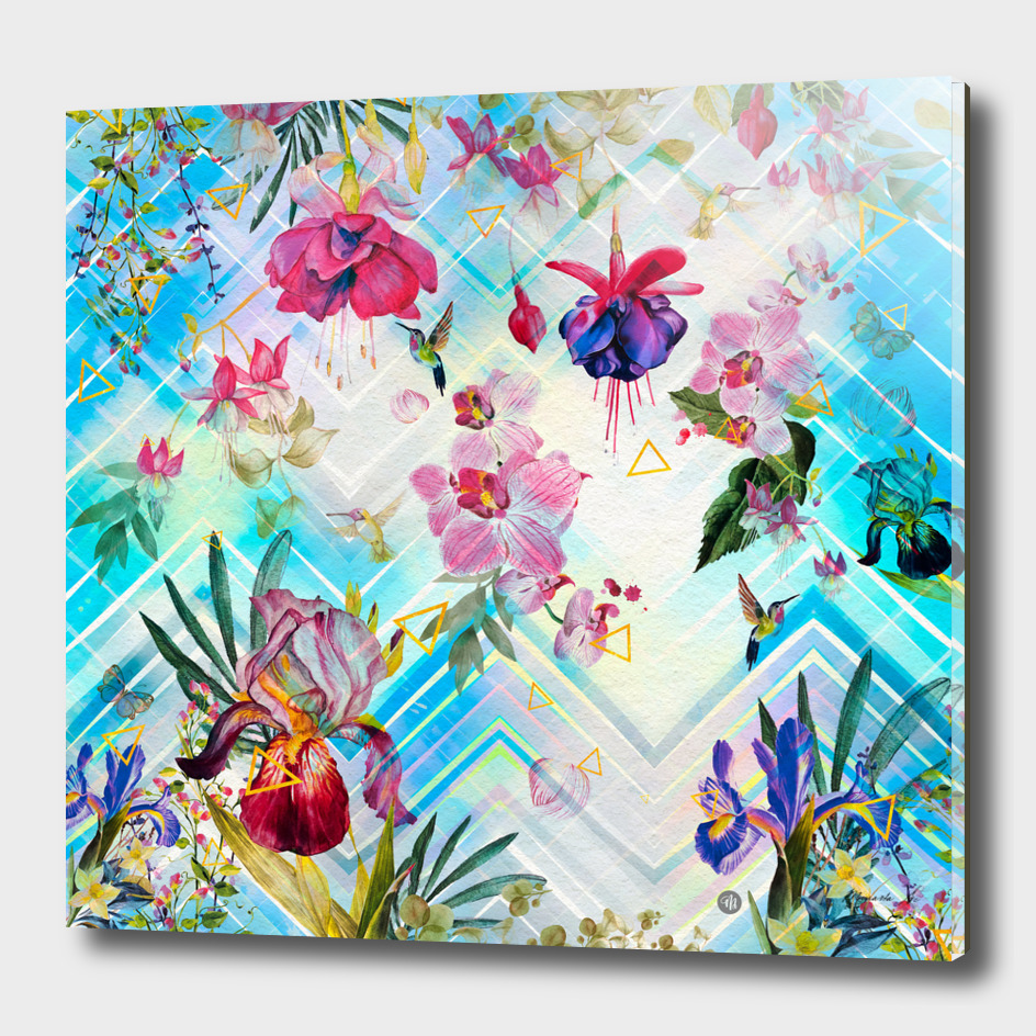 Geometric with tropical nature