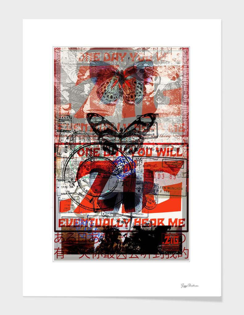 ZiG Stamped EVO 01