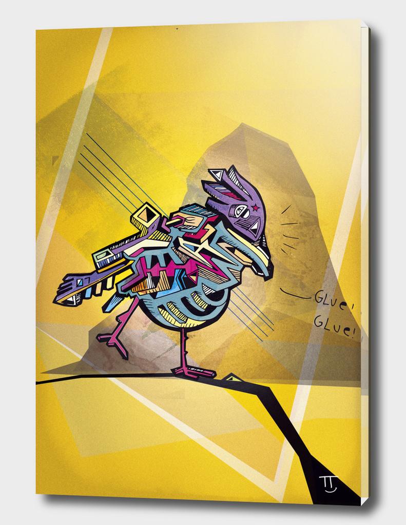 BIRD AMARELO