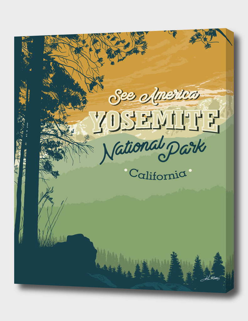 See America – Yosemite National Park