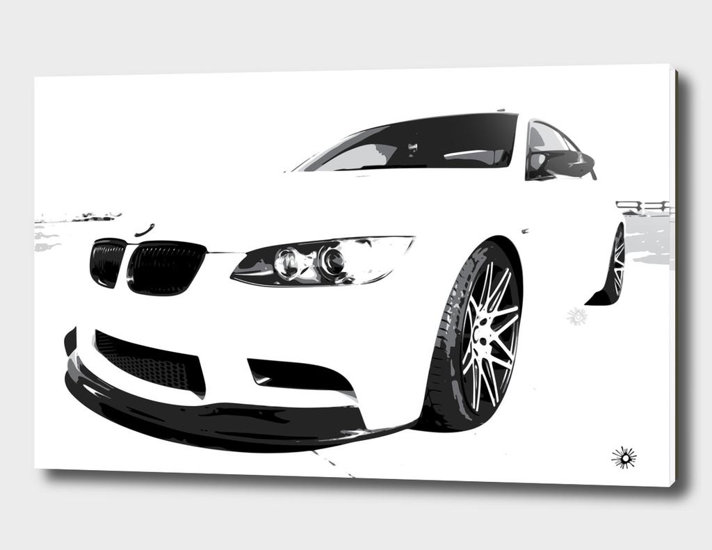 2013 BMW M3 (E92)