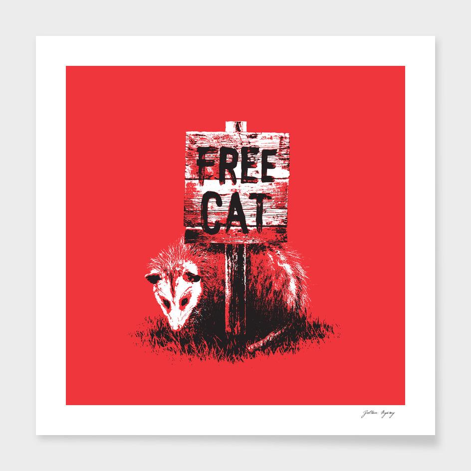 Free cat