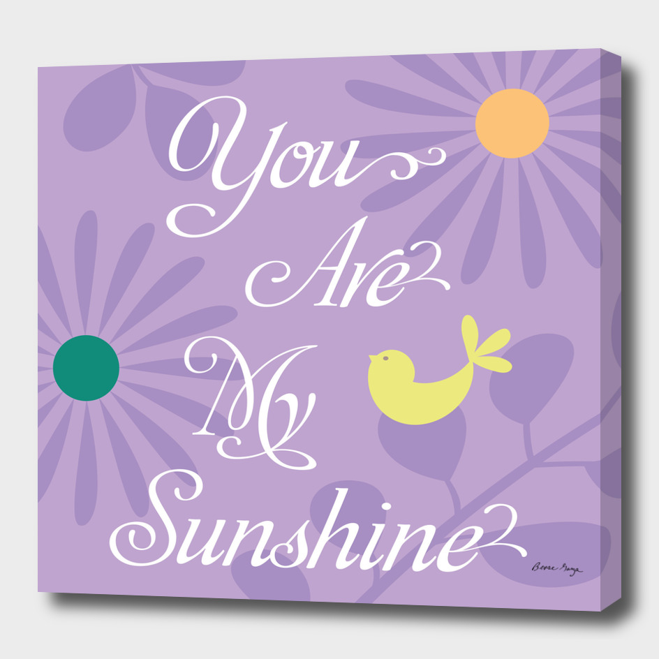 You Are My Sunshine I