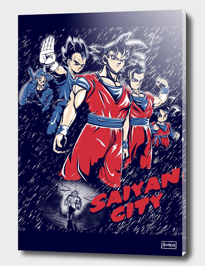 Saiyan City