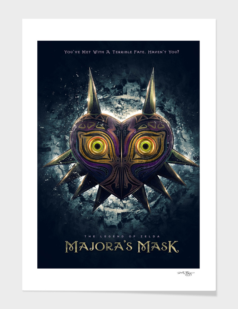 Majora's Mask The Film
