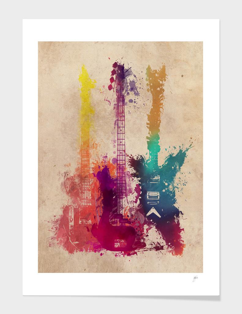 3 guitars arts