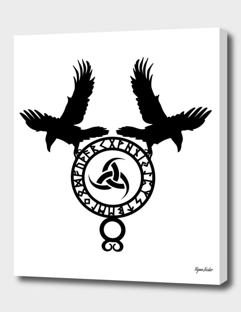 Raven - Odin