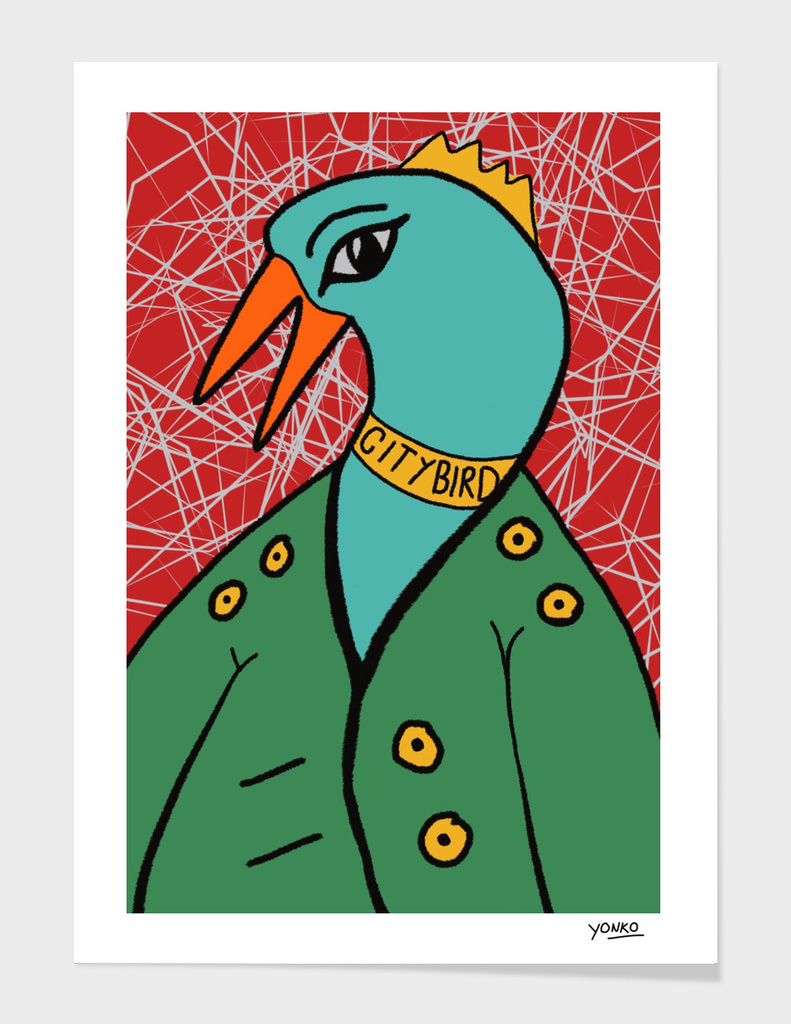 City Bird 5