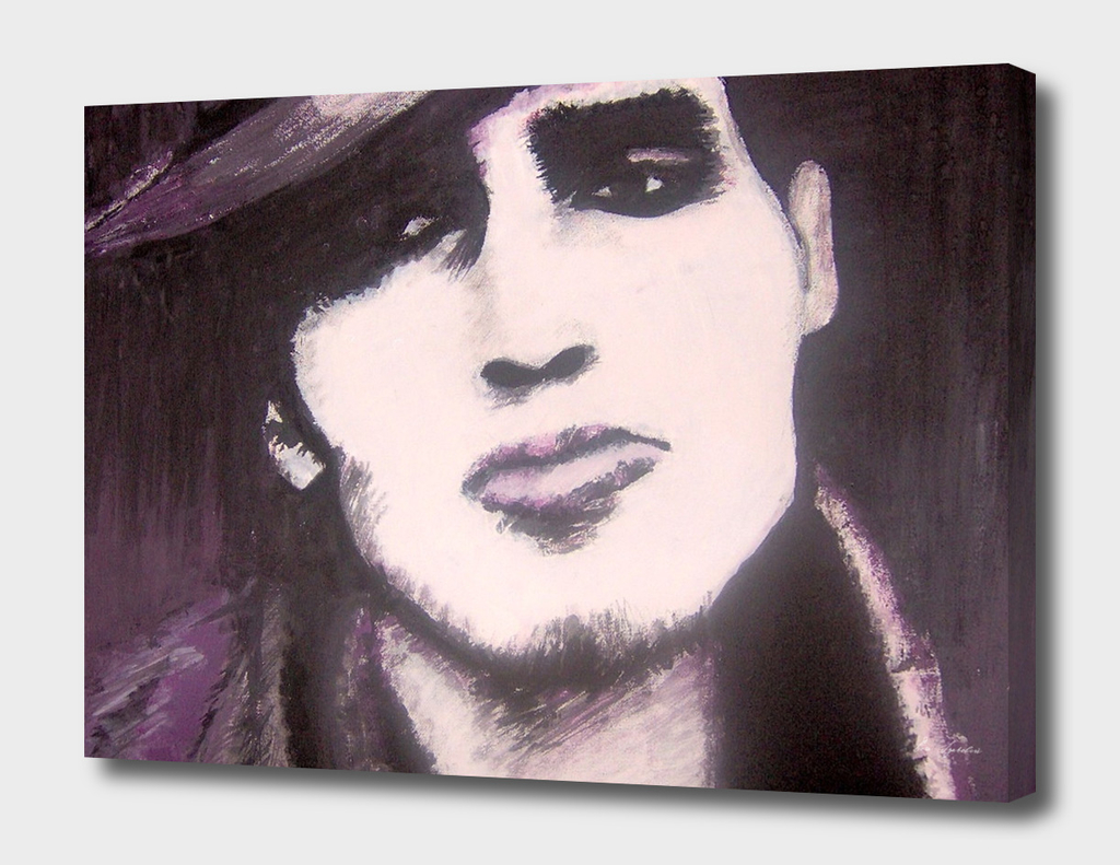 The John Frusciante portrait