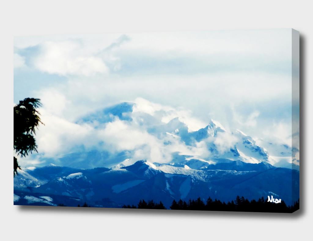 Mountainscape 1
