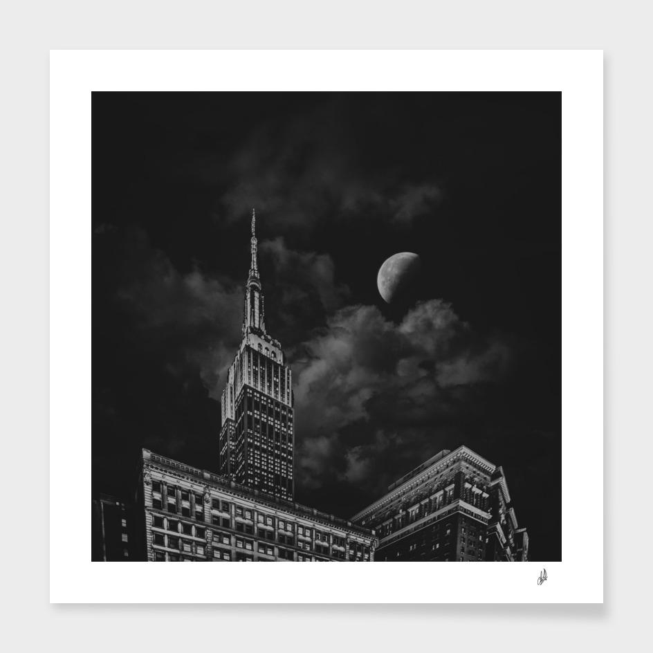 Hearld Square Moon