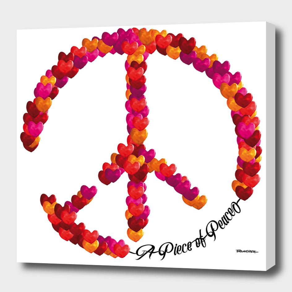 A Piece of Peace - Heart
