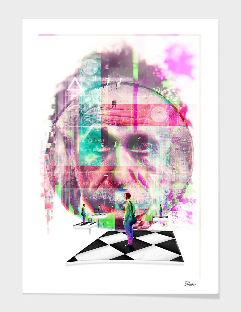 Artistic LXX - Albert Einstein III / LE