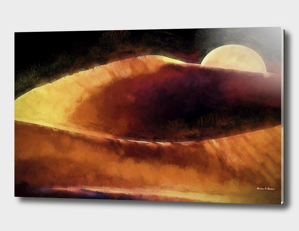 Sand Dune Storm