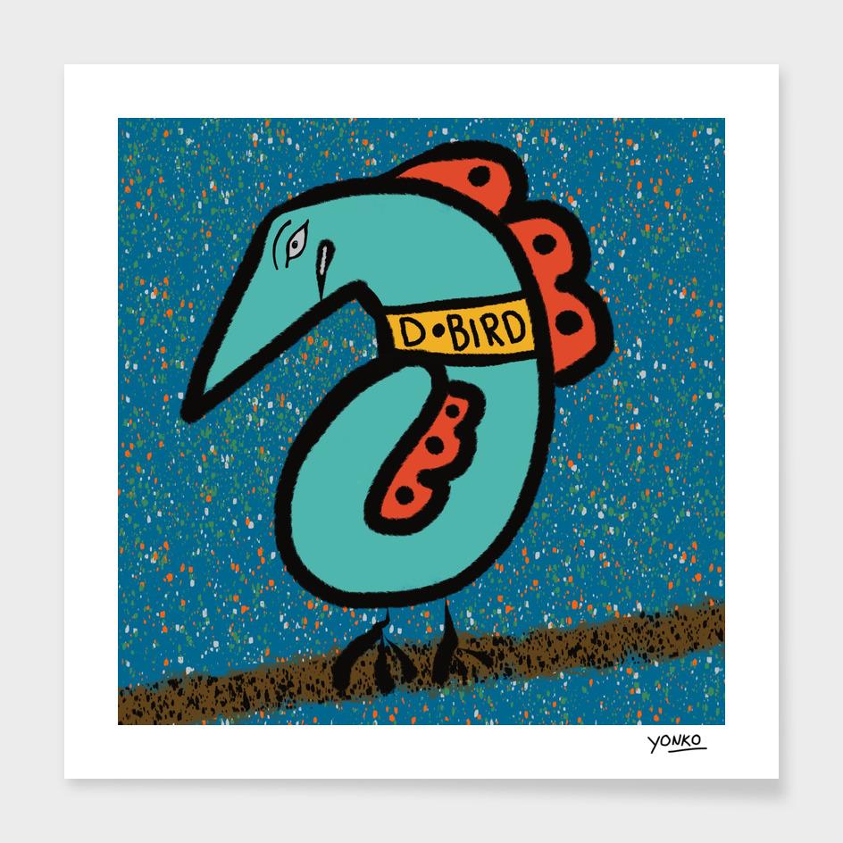 D. Bird