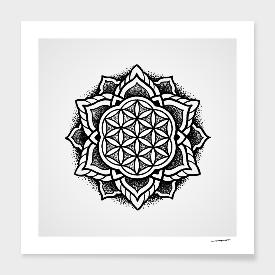 Life Mandala