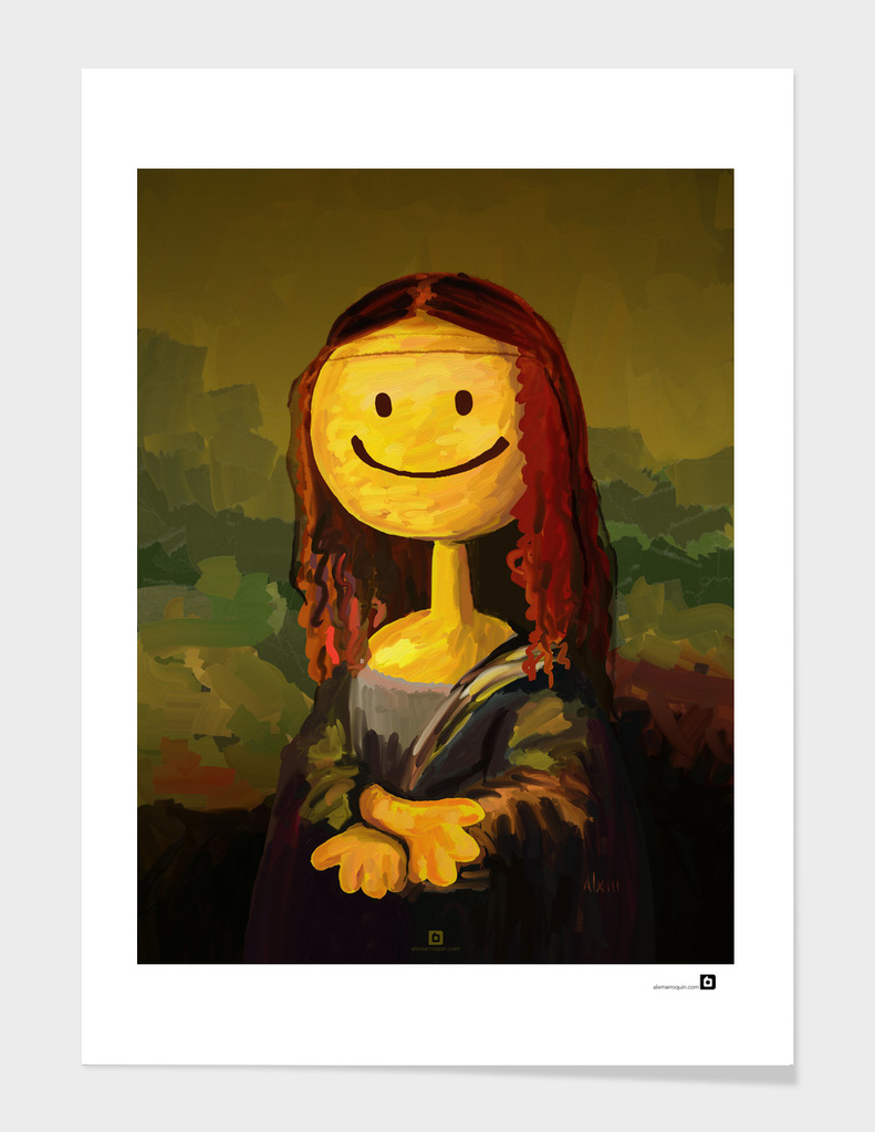 Little Mona Lisa