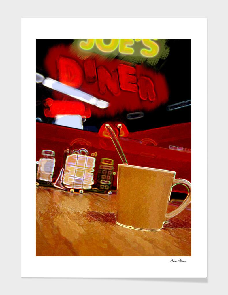 A Cup of Joe at Joe's Diner
