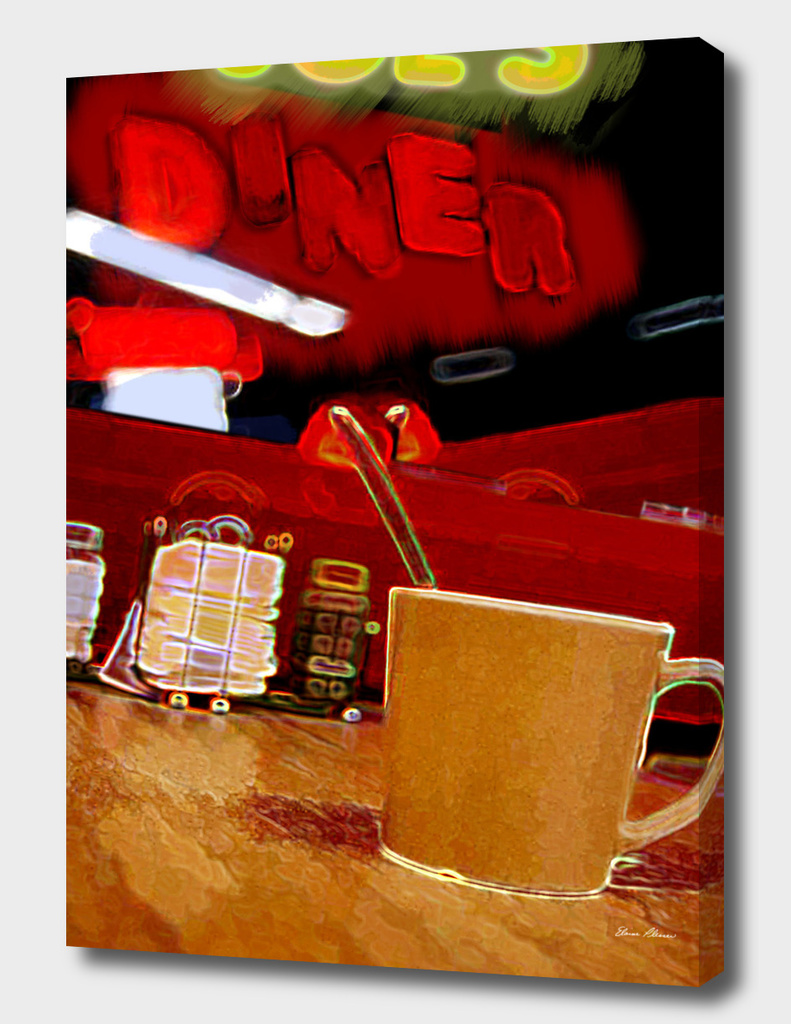 A Cup of Joe at Joe's Diner