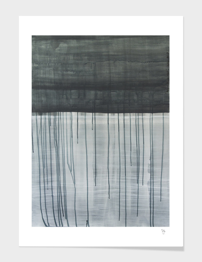 Abstract light grey