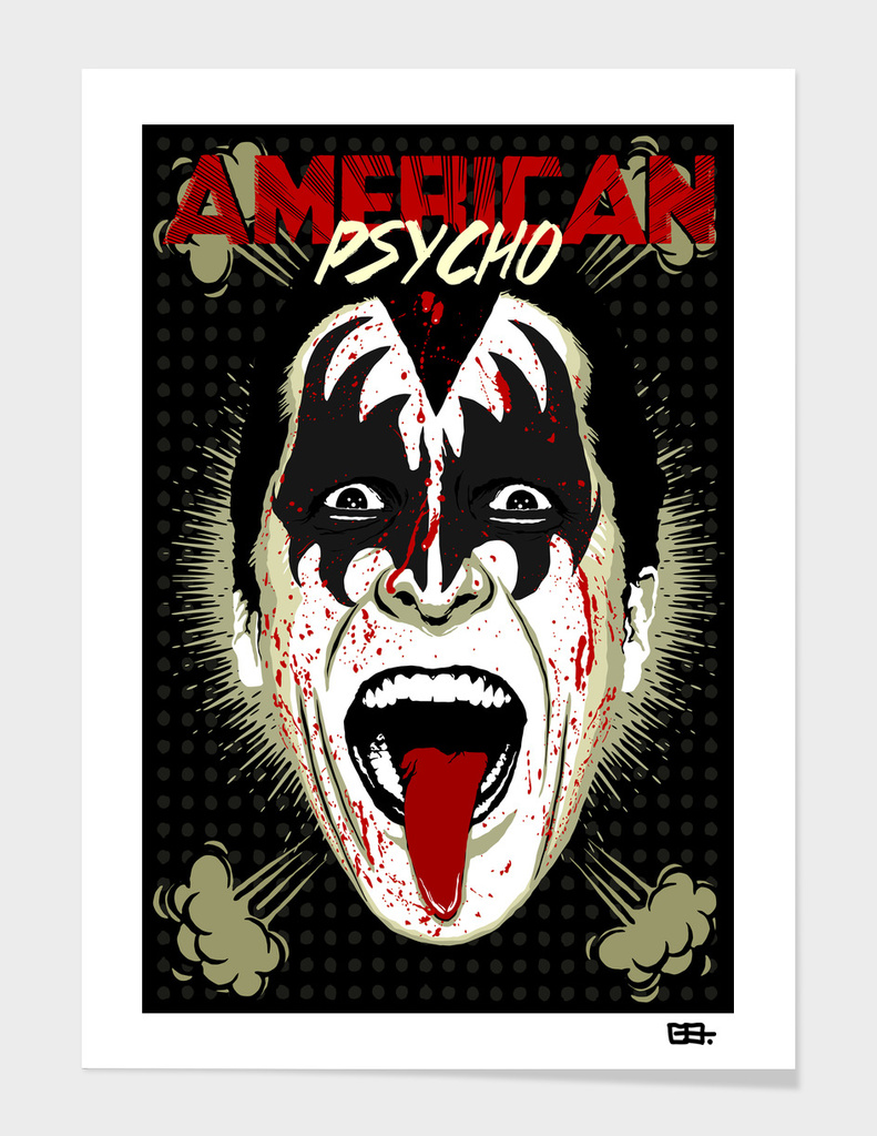 American Psycho Rock'n'Roll All Night Edition