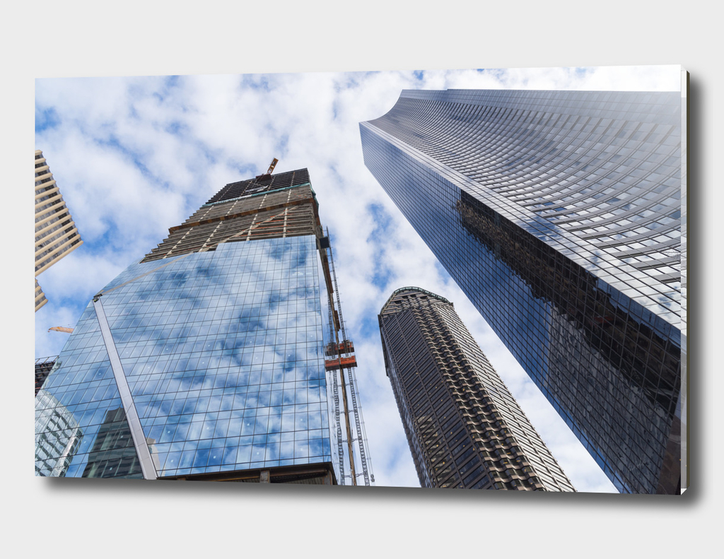 Building Glass Towers