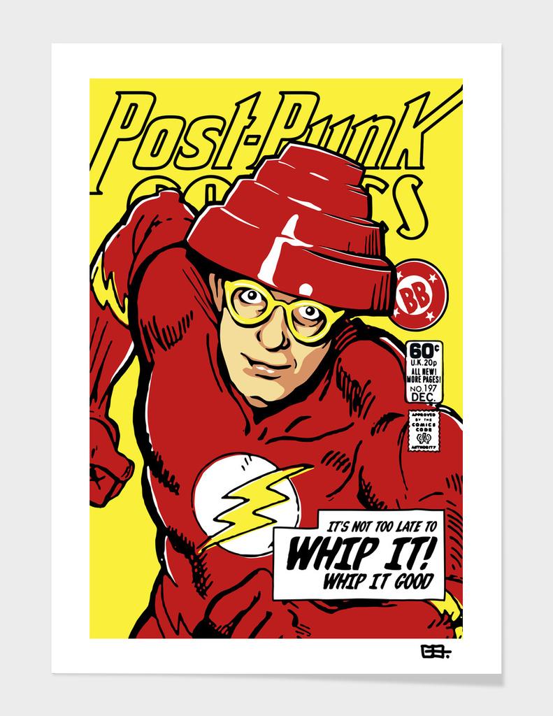 Post-Punk Comics   Whip It