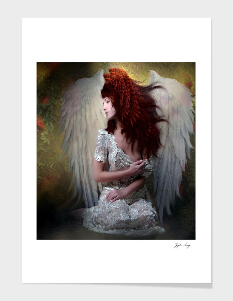 SENSUAL GARDEN ANGEL